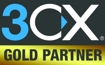 We are Gold Partner of 3CX